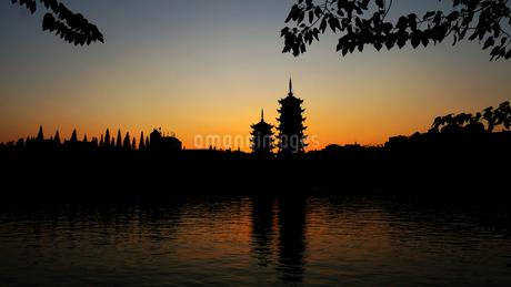 tower,Chinaの写真素材 [FYI02348224]