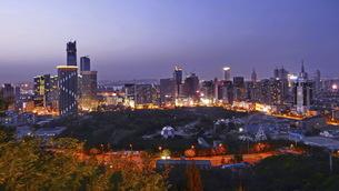 Beautiful Dalian,Dalian,Liaoning,Chinaの写真素材 [FYI02348228]