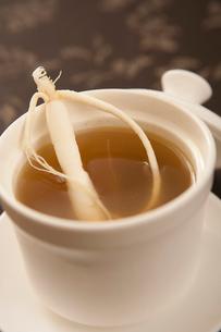 Ginseng Soupの写真素材 [FYI02348303]