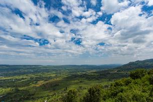 Overloogin of Kenya Lake System in the Great Rift Valley;Great Rift Valley;World Heritage;Kenya;Afriの写真素材 [FYI02348332]