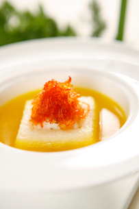 Melon soupの写真素材 [FYI02348363]