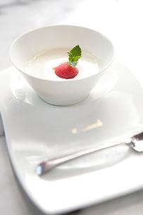 Cream soupの写真素材 [FYI02348496]