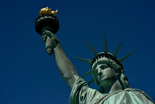 Statue Of Liberty;New York;USAの写真素材 [FYI02348572]