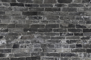 Brick Wall Culture Wallの写真素材 [FYI02348655]