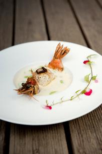 Tai Chi shrimpの写真素材 [FYI02348718]