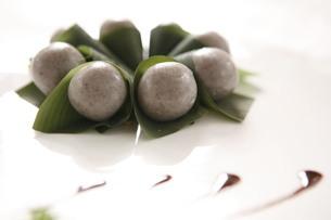 Glutinous rice ballsの写真素材 [FYI02348719]