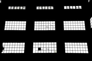 Brick Wall Culture Wallの写真素材 [FYI02348794]