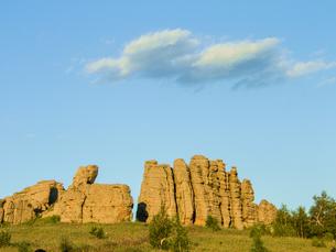 Asihatu Stone Forestの写真素材 [FYI02348806]