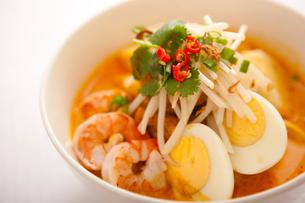 Malay noodleの写真素材 [FYI02348811]