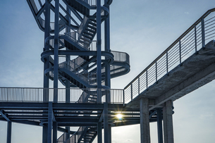 Iron towerの写真素材 [FYI02348842]