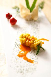 Volume squirrel mandarin fishの写真素材 [FYI02348945]