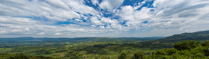 Panoramic View of Great Rift Valleyの写真素材 [FYI02349012]