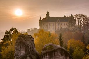 castleの写真素材 [FYI02349102]