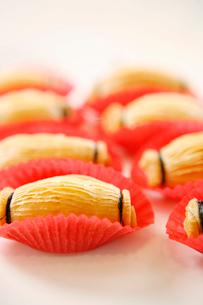 Pumpkin roll pastryの写真素材 [FYI02349135]
