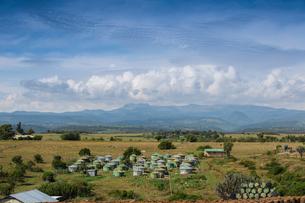 Kenya Lake System in the Great Rift Valley;Great Rift Valley; Kenya; Africaの写真素材 [FYI02349234]