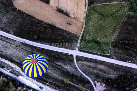 Hot Air Balloon,Turkeyの写真素材 [FYI02349322]