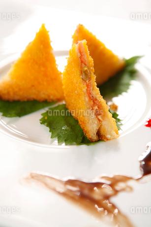 Potato cakeの写真素材 [FYI02349374]