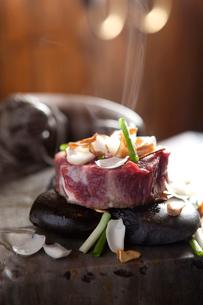 Roast beefの写真素材 [FYI02349457]