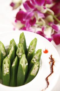 Crisp cucumberの写真素材 [FYI02349461]