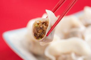Dumplingsの写真素材 [FYI02349464]