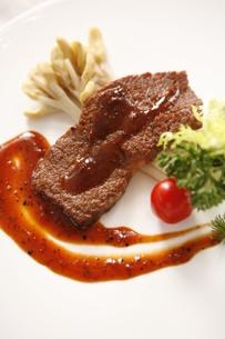 Roast beefの写真素材 [FYI02349522]
