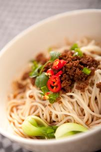 Spicy noodlesの写真素材 [FYI02349571]