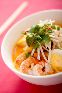Malay noodleの写真素材 [FYI02349573]