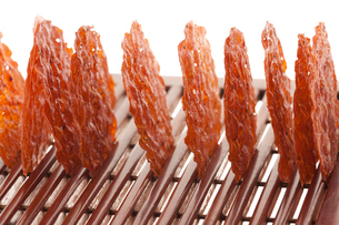 Dried-meatの写真素材 [FYI02349583]