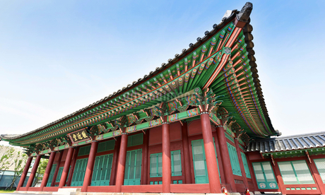 Historical Building;Seoulの写真素材 [FYI02349611]