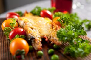 Fried lobsterの写真素材 [FYI02349616]