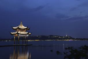 Jixian Pavilionの写真素材 [FYI02349734]