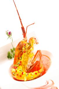 Royal lobsterの写真素材 [FYI02349736]