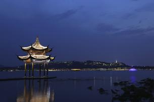 Jixian Pavilionの写真素材 [FYI02349770]