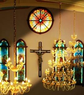 Holy Lightの写真素材 [FYI02349789]