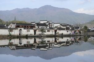Xidi Ancient Villageの写真素材 [FYI02349914]