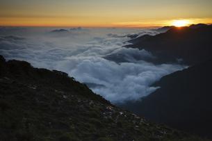 Qilai Main North Mountaineeringの写真素材 [FYI02349934]