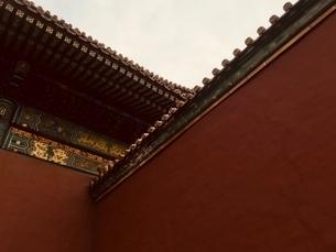 Beijing ,Forbidden City,Chinaの写真素材 [FYI02349992]