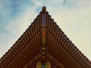 Beijing ,Forbidden City,Chinaの写真素材 [FYI02350047]