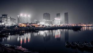 Night portの写真素材 [FYI02350064]