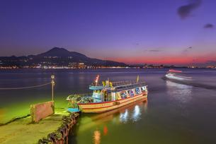 The Bali Ferryの写真素材 [FYI02350133]