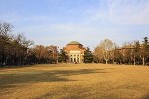 Tsinghua School, Tsinghua University, Beijing,Beijing,Chinaの写真素材 [FYI02350144]