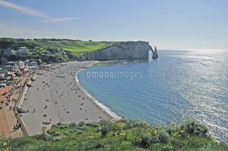 Normandy Coast,Normandy,の写真素材 [FYI02350230]