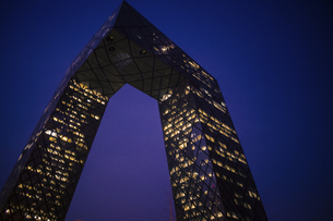 building,Beijing,Chinaの写真素材 [FYI02350246]
