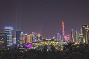 Design Capital, Shenzhen,Guangdong,Chinaの写真素材 [FYI02350404]