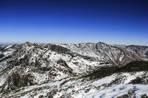 Kunming Jiaozi Snow Mountain,Kunming, Yunnan, Chinaの写真素材 [FYI02350409]
