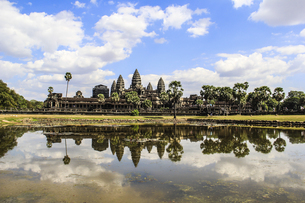 Angkor Wat,Chinaの写真素材 [FYI02350414]