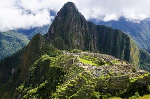 Macchu Picchu,Peru,Cuscoの写真素材 [FYI02350423]