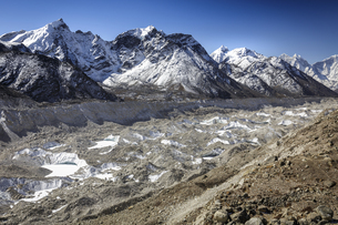 Cumberland,glacierの写真素材 [FYI02350528]