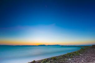 Dian Lake, Kunming, Yunnan, Chinaの写真素材 [FYI02350542]