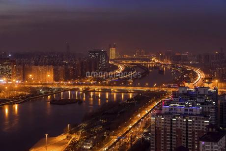 Taiyuan, Shanxi, Chinaの写真素材 [FYI02350601]